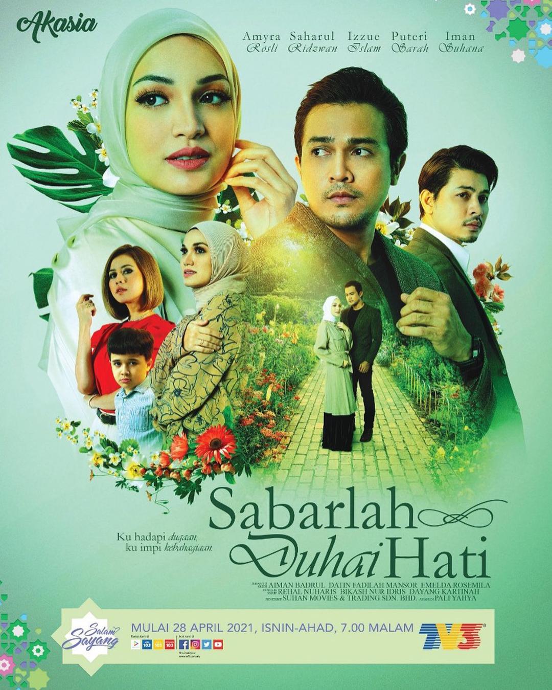 Drama Sabarlah Duhai Hati Slot Lestary TV3