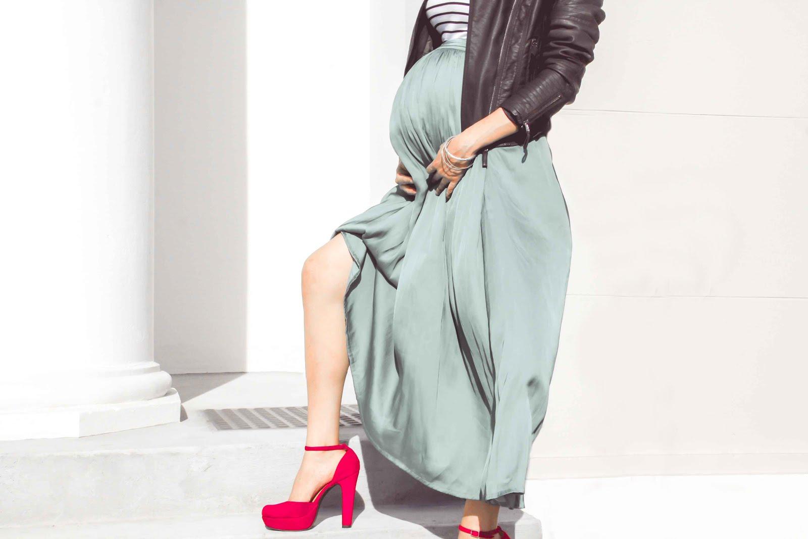 7d8c4c0a9 5 Tips para escoger el Vestido Ideal para una Embarazada - Beverly