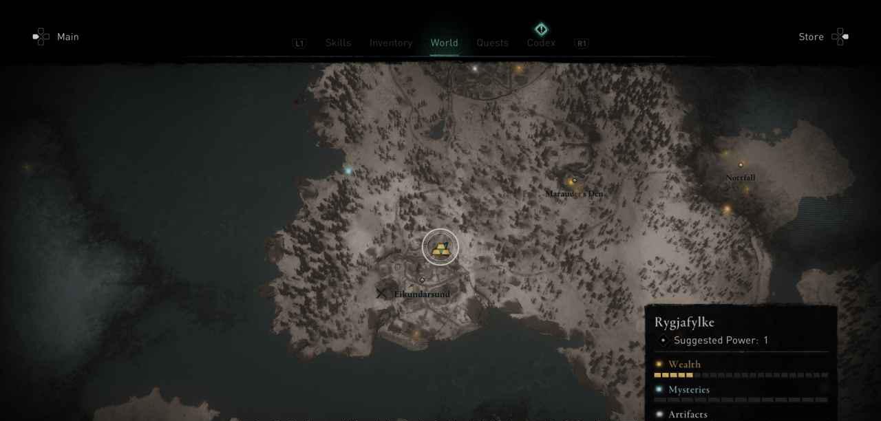 Ingot 5 Map 2