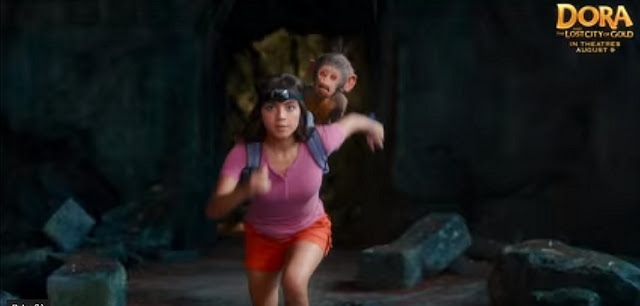 Sinopsis Film Dora and the Lost City of Gold (2019)
