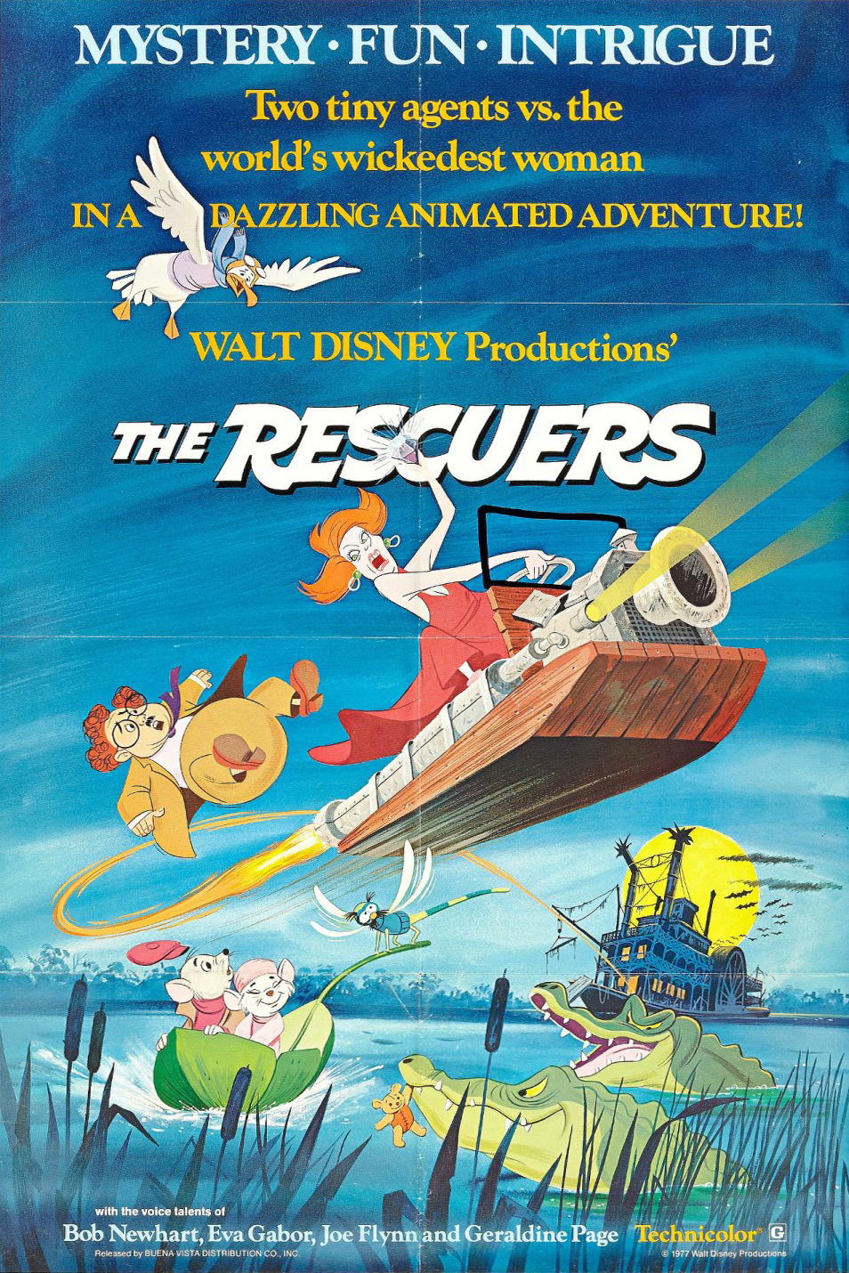 I Can Break Away Behind The Scenes Of The Rescuers