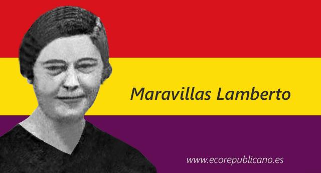 Maravillas Lamberto, la niña violada y asesinada por falangistas