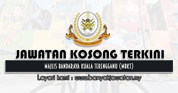 Jawatan Kosong 2021 di Majlis Bandaraya Kuala Terengganu (MBKT)