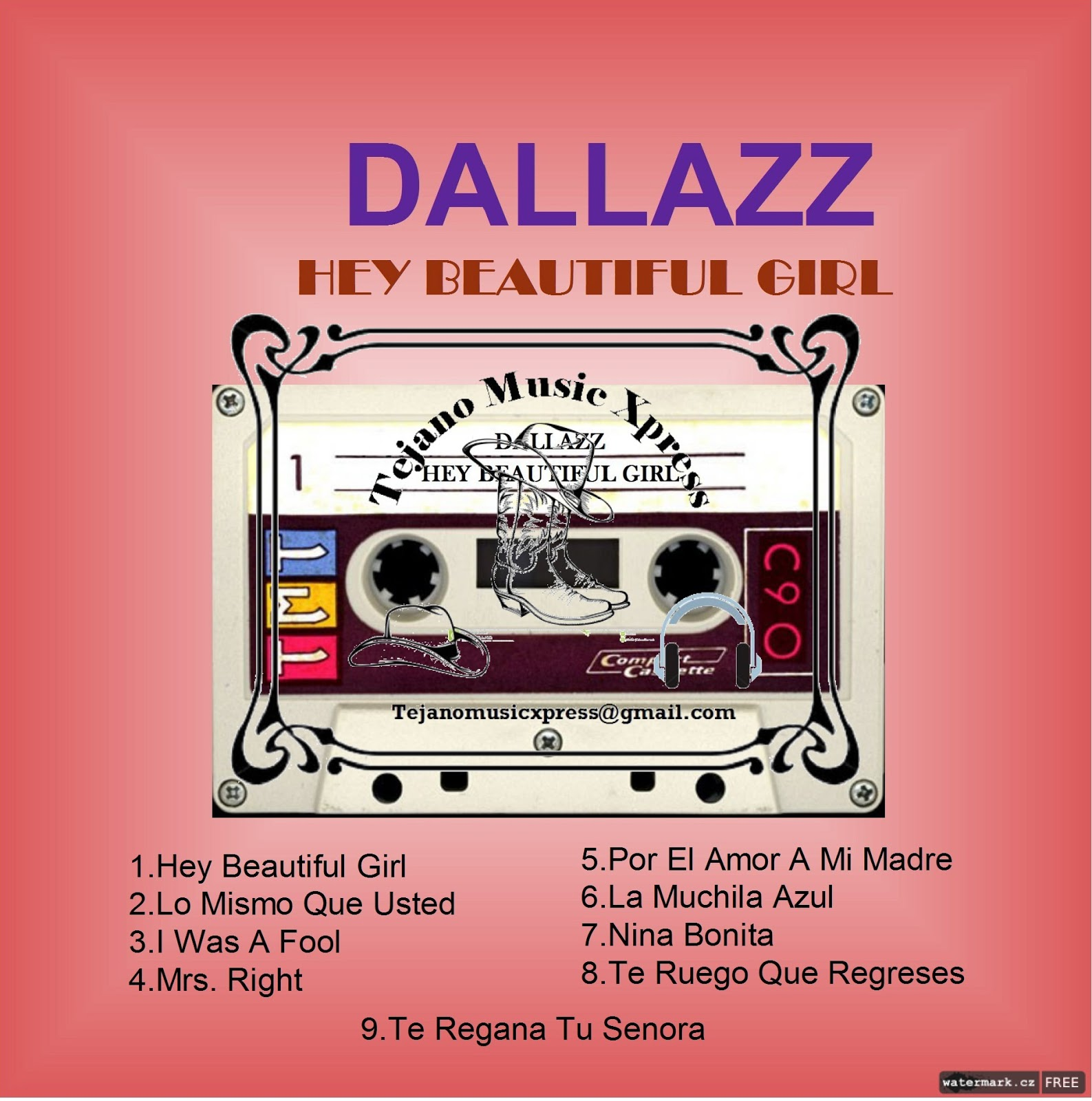 TMX: Dallazz - Hey Beautiful Girl