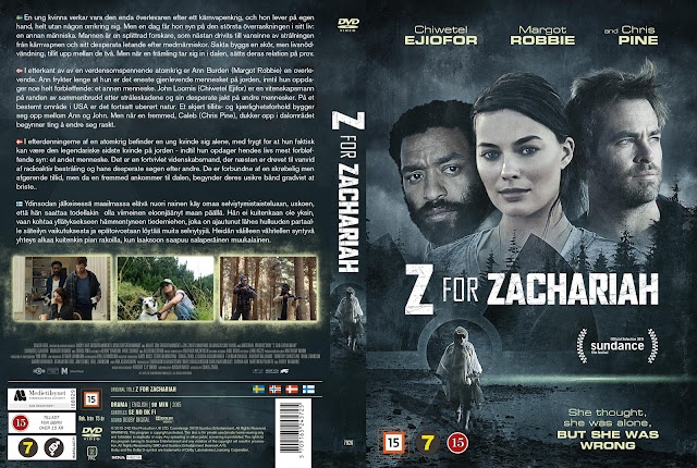 Z for Zachariah [NORDIC] DVD Cover
