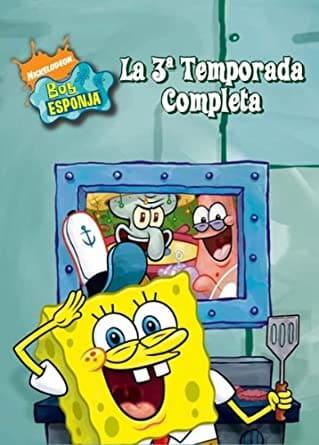 Bob Esponja Temporada 3 latino