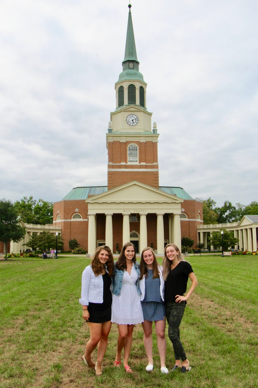 Wake Forest Graduation 2020.My Last First Day Of Classes A Sad Start To Senior Year At