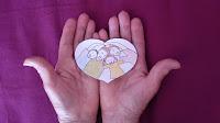 Les mains pour unir la famille