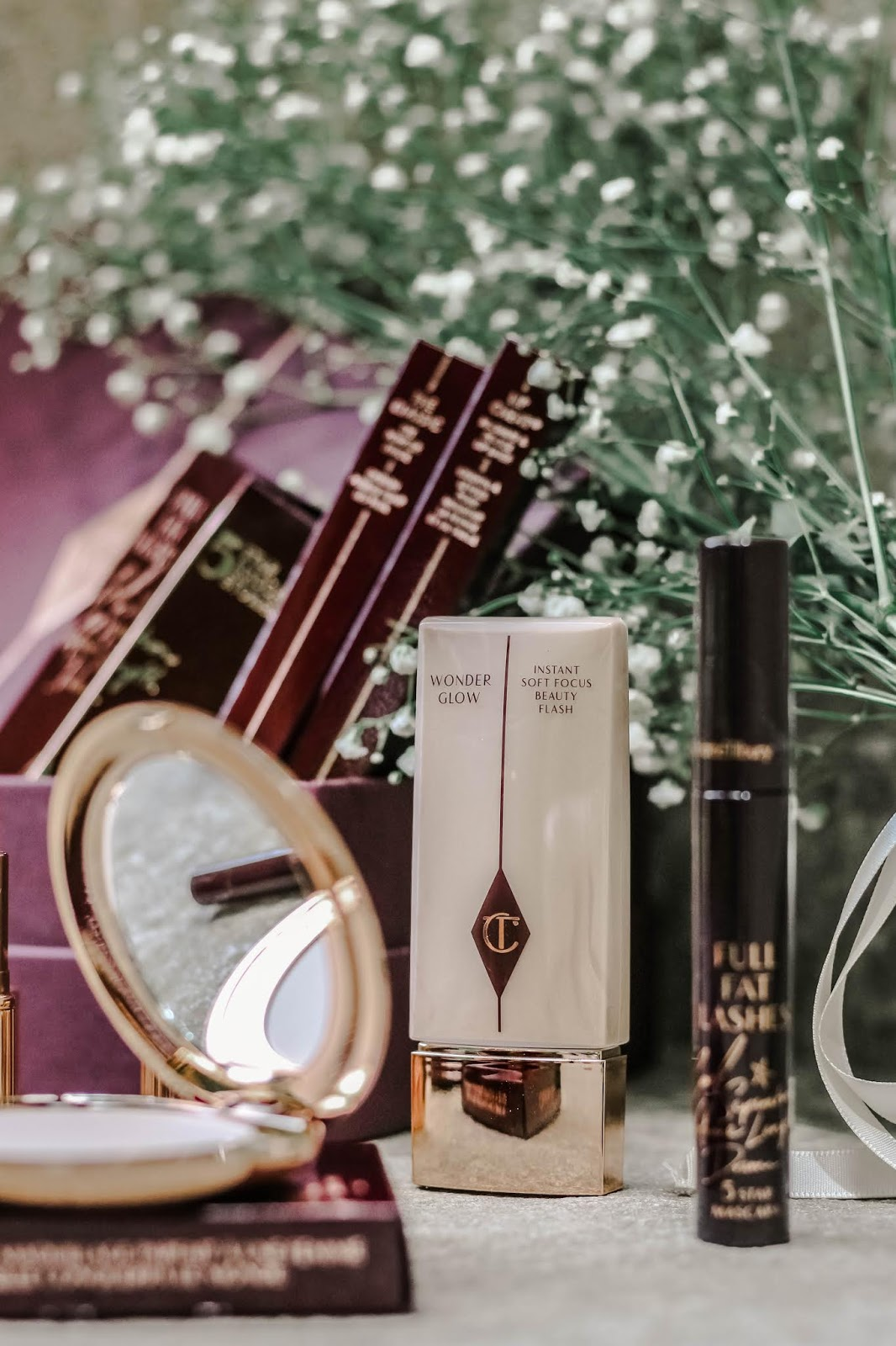 Charlotte Tilbury Wonder Glow Blog Photography