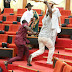 Just IN: Nigerian Police Recover Senate's Stolen Mace