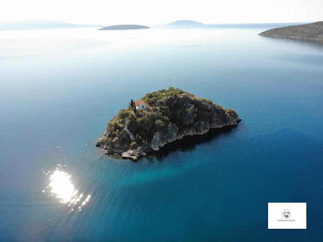 Δήμος Ναυπλιέων: Αντικατάσταση προβολέων και συντήρηση του δικτύου ηλεκτροφωτισμού στο «Κορωνήσι