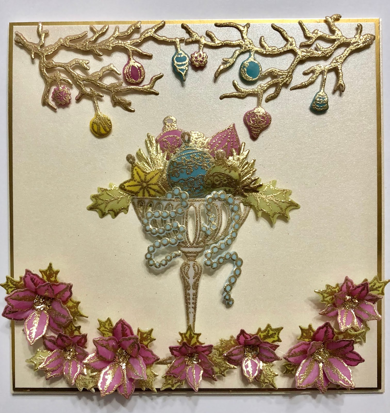 Jans paper flowers heartfelt creations a vellum christmas i just love rajni chawlas vellum flowerite its a heavier vellum that you can heat emboss and not have a lot of your embossing flake off its amazing mightylinksfo
