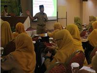 Guru MTsN 1 Surakarta Ikuti Peatihan Penyusunan Soal HOTS