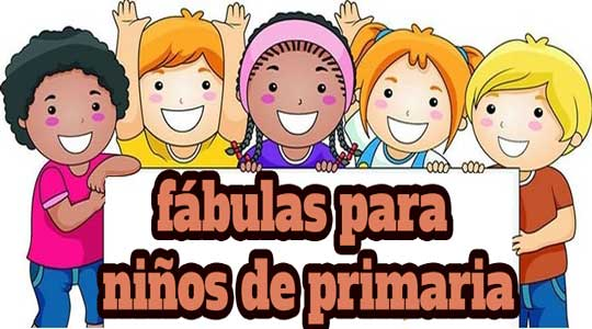 Fábulas para niños de primaria (estudiantes)