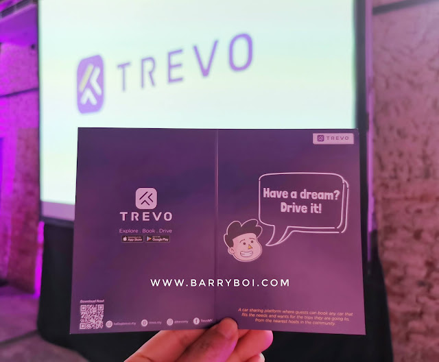 Trevo Book Car Penang, Klang Valley, Penang Influencer Blogger