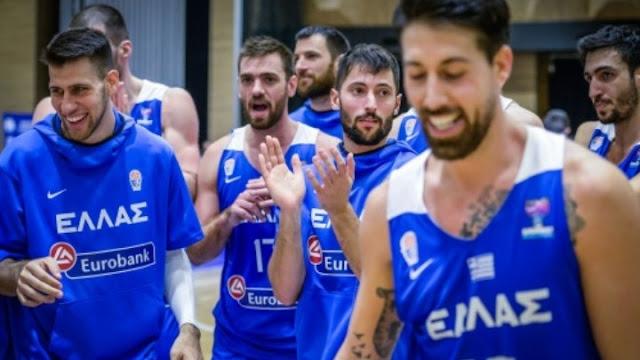 Προκρίθηκε και μαθηματικά η Εθνική Ελλάδος στο Eurobasket 2022