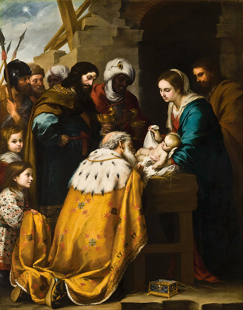 Adoration of the Magi, c. 1660