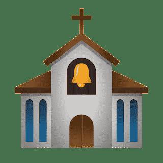 ilustração igreja