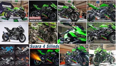 Pertanyaan dan Jawaban Seputar Kawasaki Ninja ZX25R