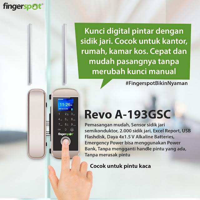Fingerspot Revo A 193GSC
