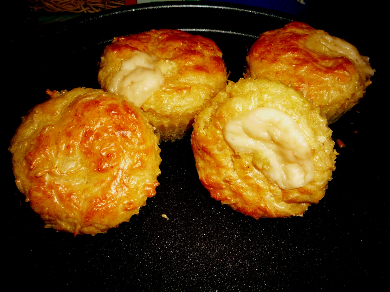 la cuisine de marine muffins au fromage r p coeur de kiri. Black Bedroom Furniture Sets. Home Design Ideas