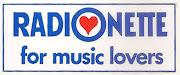 RADIONETTE 4 MUSIC LOVERS