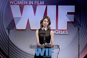 Sofia Coppola, Haley Steynfild and other winners of the Women In Film-2013