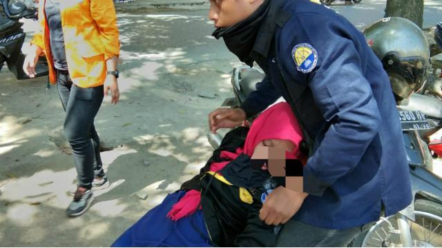 Wanita Hamil Ikut Tertembak Saat Demo Mahasiswa di Kendari