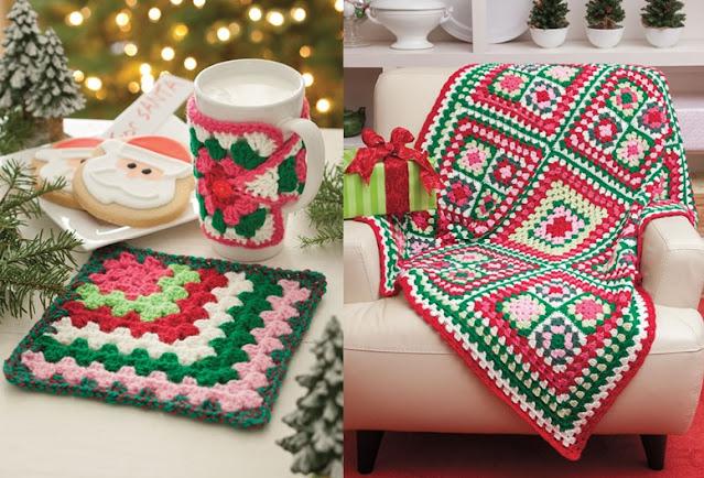 Happy Crochet Christmas