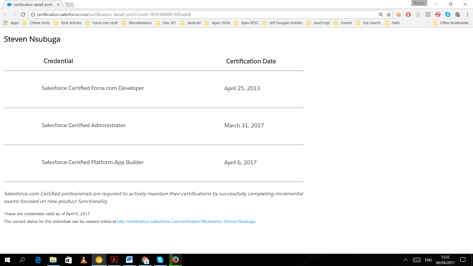 Force ninja in uganda passing the salesforce certified app so what did it take for me to pass the app builder transition exam well clicking through the links in the study guide as recommended by salesforce xflitez Images