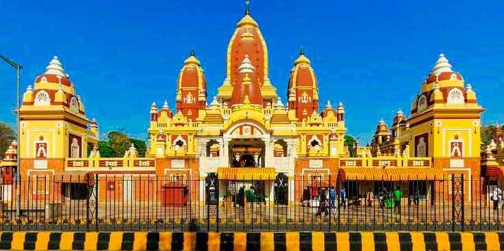 లక్ష్మీనారాయణ ఆలయం - బిర్లా మందిర్ డిల్లీ పూర్తి వివరాలు