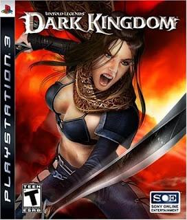 Untold Legends Dark Kingdom PS3 Torrent