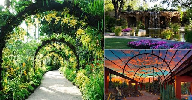 Best Flower Garden in the World