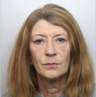 British Woman murdered husband by pouring boiling water mixed with 3kg of sugar over him while he was sleeping