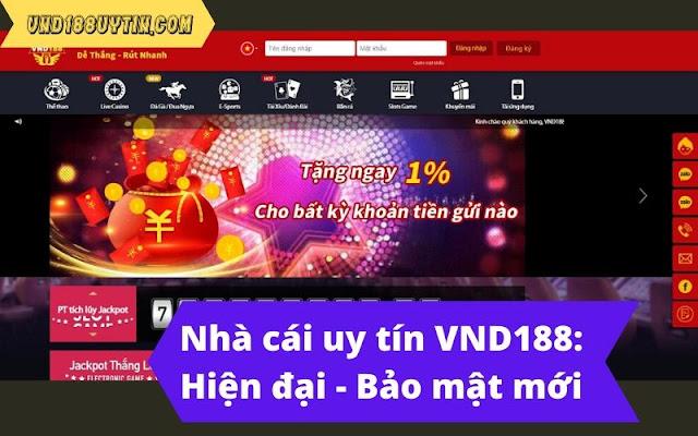 Trang chu VND188