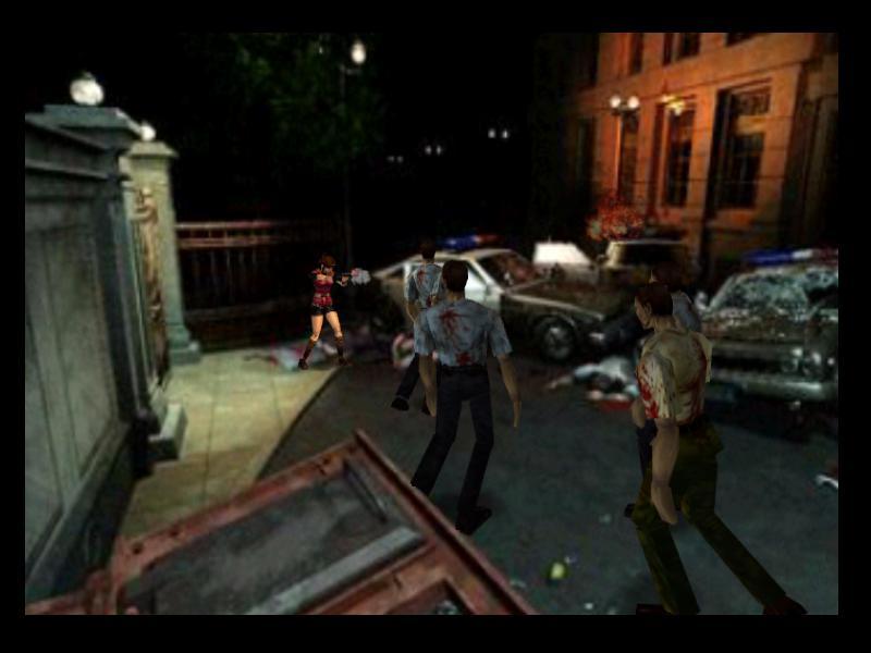GLideN64: Resident Evil 2