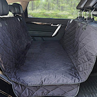 5 Best Dog Car Seat Covers For Dog Hair.