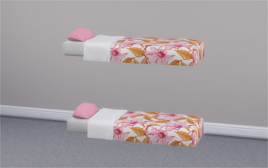 My Sims 4 Blog Hipster Loft Bunk Bed Amp Mattresses For