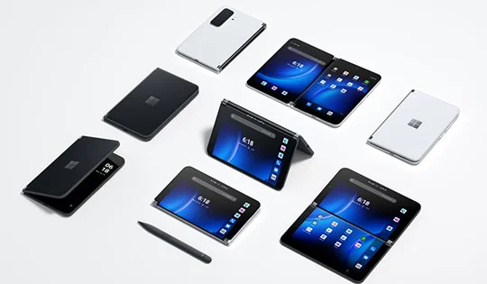 Test de Microsoft Surface Duo 2