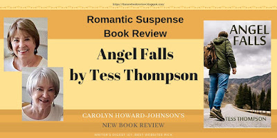 Angel Falls by Tess Thompson Romantic Suspense Book Review