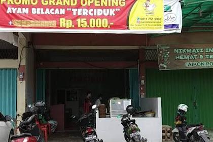 Lowongan Kerja Ayam Belacan Terciduk by NR Pekanbaru Desember 2018