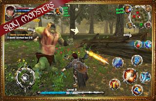 Kingdom Quest: Crimson Warden v0.14 Mod