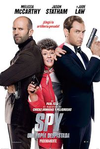 SPY: Una Espía Despistada / Espías