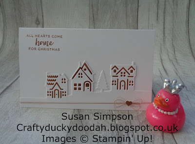 Stampin' Up! UK Independent  Demonstrator Susan Simpson, Craftyduckydoodah!, December 2017 Updates, Supplies available 24/7 from my online store,
