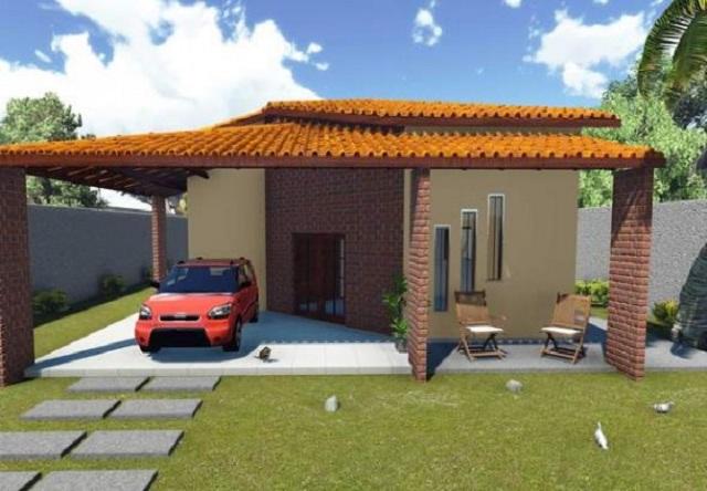 Plano de casa de 130 m2 planos de casas gratis y for Fachadas casas de campo campestres