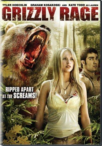 Grizzly Rage (2007) Dual Audio DVDRip x264 [Hindi + English] 800MB