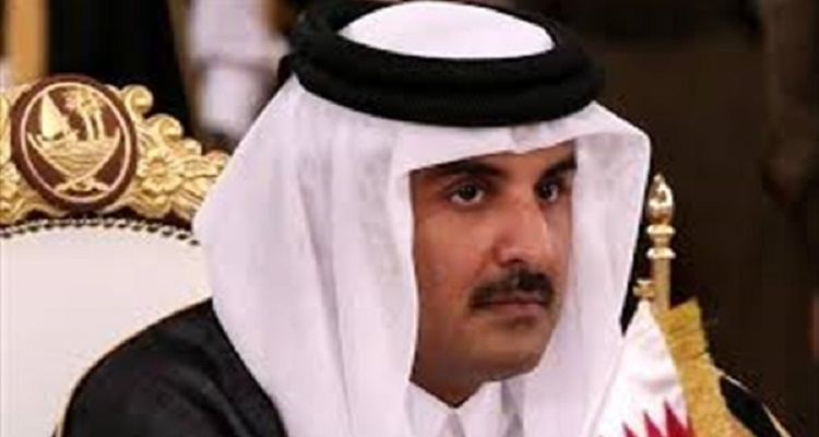 محامي مصري يفجر مفاجأة لا تخطر ببال أحد عن أمير قطر