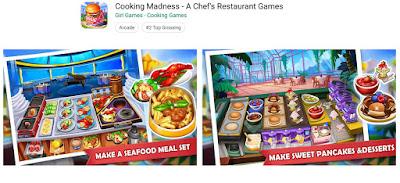 game perempuan memasak