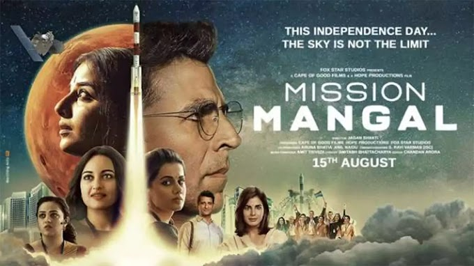 Mission Mangal (2019) Bollywood Full Movie Online Play & Download