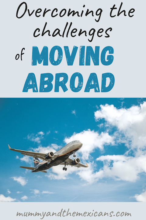 Overcoming The Challenges That Come With Moving Abroad